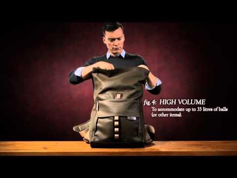Brooks England   Islington Rucksack | Video