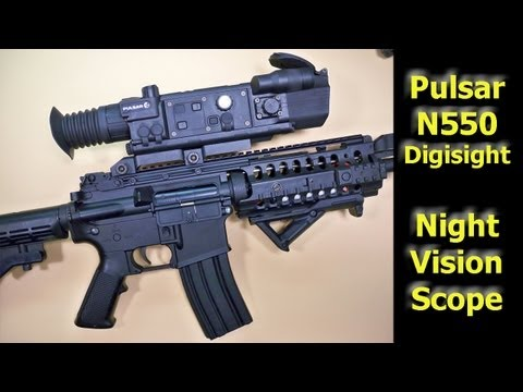 Night scope - I was lucky enough to borrow a night vision scope from Tactical Gun Review over the weekend. I only had the scope for a short time, but in that time I liked ...