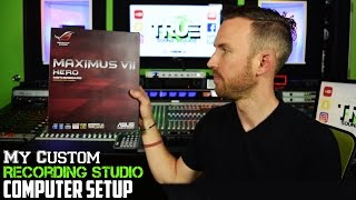 Video My Studio Computer: For Recording, Producing, Mixing, & Mastering MP3, 3GP, MP4, WEBM, AVI, FLV Desember 2018