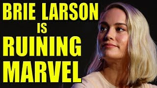 Video Brie Larson is Ruining Marvel! MP3, 3GP, MP4, WEBM, AVI, FLV Juli 2019