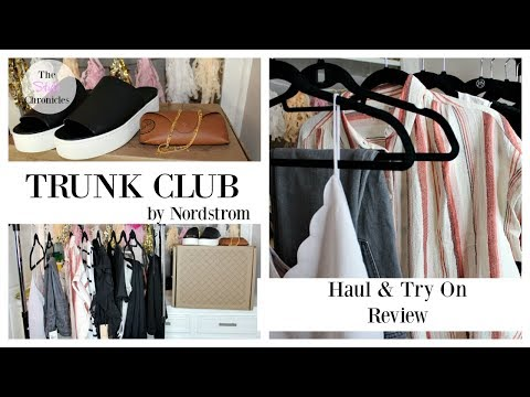 Nordstrom Trunk Club Haul & Try On Review