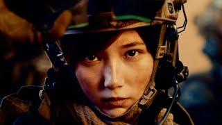 本田翼、クールで熱い兵士(ソルジャー)を熱演!/TVCM『コール オブ デューティ モダン・ウォーフェア』「共に、戦う者たちの高みへ。」篇