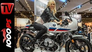 1. BMW R nineT Racer/ R nineT Pure 2017 - News and Specs