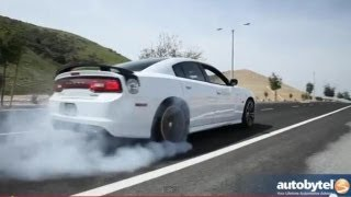2013 Dodge Charger Super Bee HEMI SRT8 Test Drive&Muscle Car Video Review