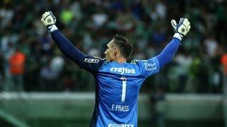 Alguns gols emocionantes da Sociedade Esportiva Palmeiras.