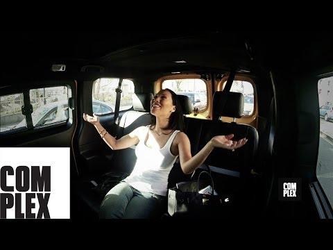 Asa Akira Takes Complex Cab for a Ride
