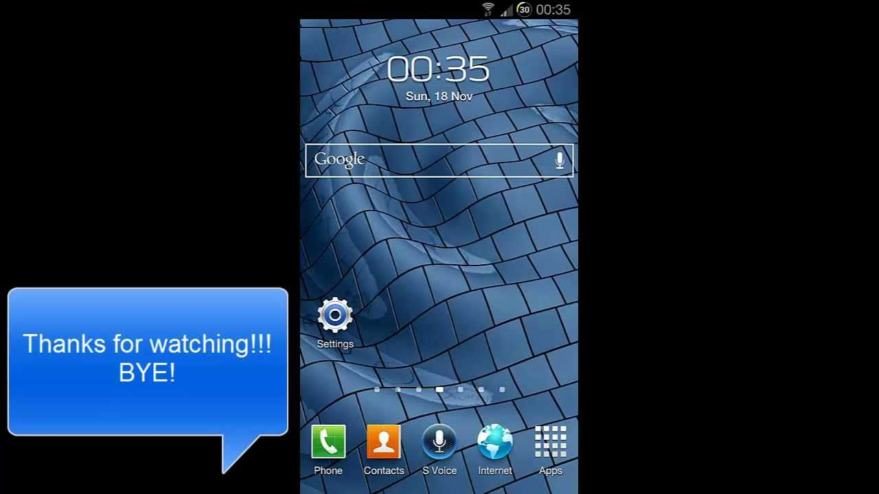 Descargar Samsung Galaxy S3 – Track your phone if LOST or STOLEN! Easy&Fast! No external apps! para Celular  #Android