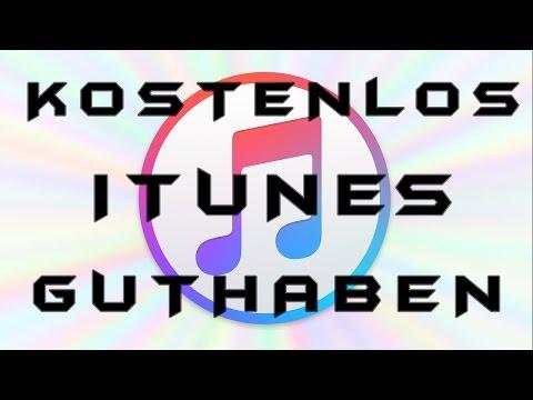 iTunes Guthaben/Gutschein Codes bekommen/verdienen - kostenlos!