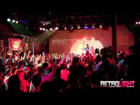 RETROLIGHT - Fluor Lájk Lemezbemutató Buli  - 2011-02-11