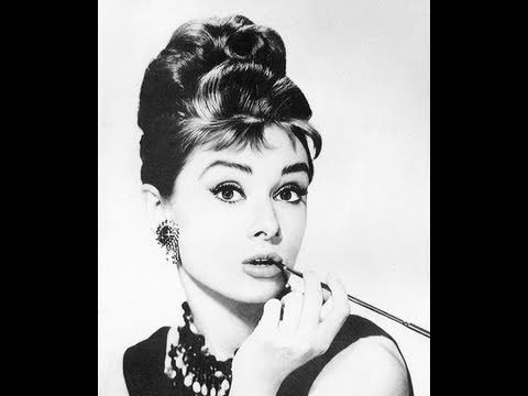 audrey hepburn 5 min hair tutorial