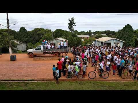 Marcha pra Jesus Cristo em Porto Walter Acre