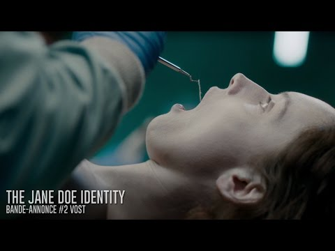 THE JANE DOE IDENTITY - Bande annonce #2 VOST