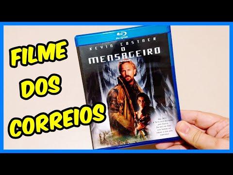 BLURAY: O MENSAGEIRO (KEVIN COSTNER)   PT-BR   4K