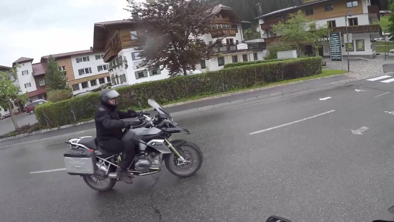 Suomesta Keski-Eurooppaan<br /> moottoripyörämatkalle lentäen
