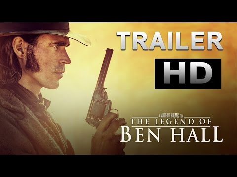 The Legend of Ben Hall (Trailer)