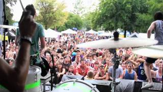 CONFIDE at the 2010 Dallas Warped Tour