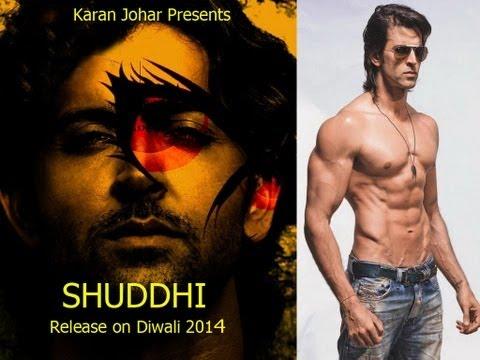 shuddhi (Hrithik roshan) New movie trailer