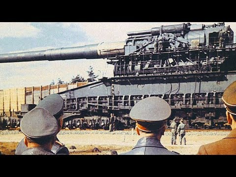 10 INSANE Weapons Invented by the German Army!
