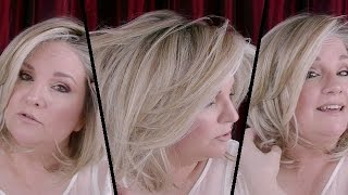 Video NEW! Raquel Welch UPSTAGE Wig Chat / Shaded Biscuit RL19/23SS / Wig Review MP3, 3GP, MP4, WEBM, AVI, FLV Agustus 2018