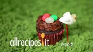 Videoricetta: cupcake al cioccolato per Pasqua