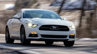 First Ride: 2015 Mustang 50th Anniversary Edition