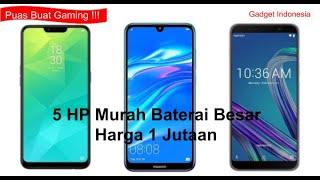Video 5 HP Murah Baterai Besar Harga 1 Jutaan tahun 2019 MP3, 3GP, MP4, WEBM, AVI, FLV Mei 2019