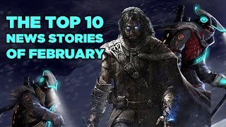 Top 10 News Stories of February