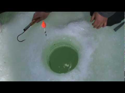 pesca nel ghiaccio!