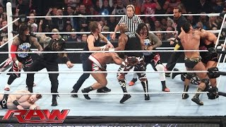 Nonton 16-Man Elimination Fatal 4-Way Elimination Tag Team Match: Raw, December 7, 2015 Film Subtitle Indonesia Streaming Movie Download