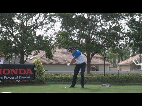 JUSTIN ROSE DRIVER – 2013 GOLF SWING – REGULAR & SLOW MOTION – 1080p HD