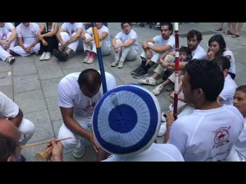 Mestre Ediandro e CM Capacete (видео)