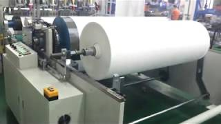 Ultrasonic Composite Material Welding Machine youtube video