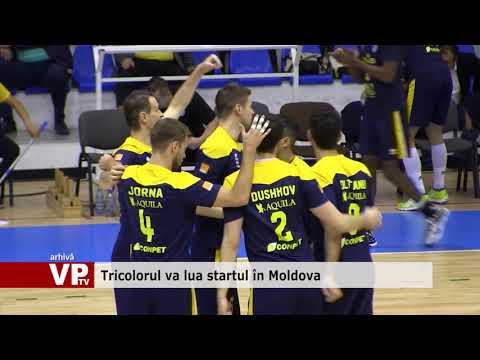Tricolorul va lua startul în Moldova