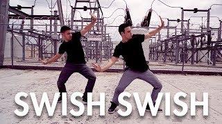 Katy Perry  Swish Swish Ft Nicki Minaj Dance Video  Mihran Kirakosian Choreography