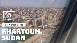 Video Landing in Khartoum, Sudan MP3, 3GP, MP4, WEBM, AVI, FLV Agustus 2018