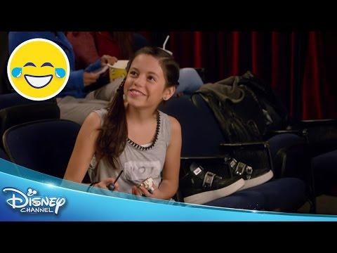 De Middelste van 7 | Naar de bioscoop | Disney Channel NL
