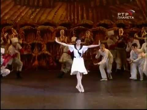 "Natalia Osipova In ""The Bright Stream"""
