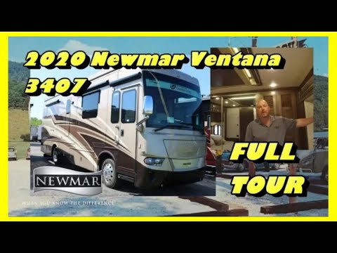 NEW 2020 Newmar Ventana 3407 | Mount Comfort RV