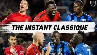The Unlikely Hero of an Epic 12 Goal Series | Montreal vs Toronto | Playoff Moments by Major League Soccer