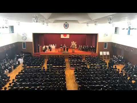2018年 星美学園小学校卒業式