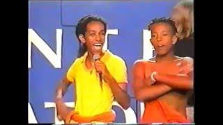 Michael Tibebu The First Ethiopian Rapper, Juggler And Acrobat On International TV 1996.