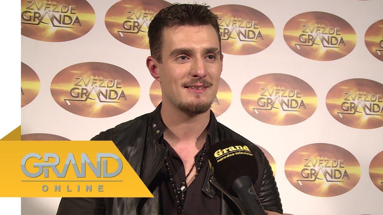 Aleksandar Ljubičić zahvaljujući Grandu okuplja najbolji bend