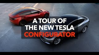 In this segment we take a look at the new Tesla configurator for the Model S in what could be a preview of what the Model 3 configurator will look like!Our Patreon page:http://patreon.com/model3ownersclubShop for Model 3 Shirts:https://model3ownersclub.com/shopOur Gear:SONY FDR-AX33 4K camcorderZoom H6 Audio recorderApple Final Cut Pro XNOTE: Federal law allow citizens to reproduce, distribute , or exhibit portions of copyrighted material. This is called fair use and is allowed for the purpose of criticism, news reporting, teaching, and parody which doesn't infringe of copyright under 17 USC 107.