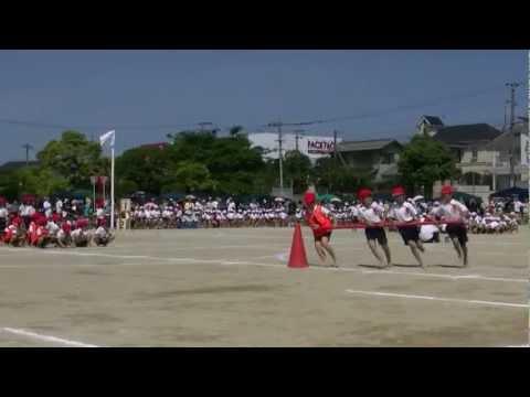 北九州市若松区高須小学校の運動会2011