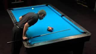 Turning Stone Classic XVIII 9-Ball Open 2011 - Jesse Engel Vs. Ralf Souquet