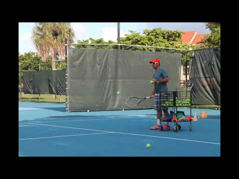TennisPAL Chronicles Podcast : Coach Paulo Hexsel Brazilian Jr to Dir of Beverly Hills Country Club