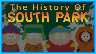 SUBSCRIBE TODAY!NOW ON FACEBOOK: https://www.facebook.com/TVJunkie93/South Park is back with it's 20th season, and in honor of it's contributions to society, today I'm taking a look at the history of the acclaimed franchise!