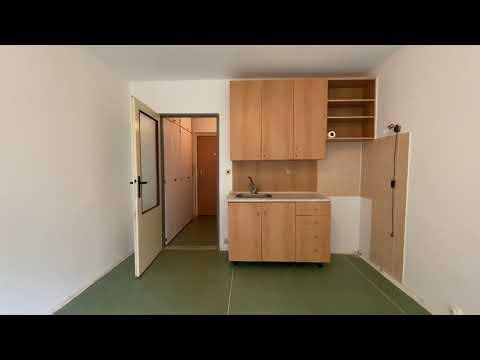 Video Prodej  bytu 1+kk, 22 m2 v žádné lokalitě Prahy 8, Kobylisích