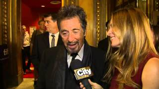 Tiff 2014  Al Pacino   Greta Gerwig Discuss    The Humbling