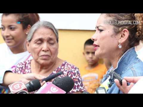 Familias afectadas por lluvias y fuertes vientos reciben asistencia solidaria de gobierno